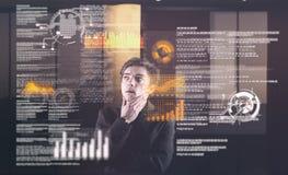 Ανάλυση ενός σχεδίου απεικόνιση αποθεμάτων