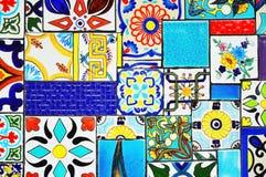 Ανάμεικτα κεραμίδια τοίχων Στοκ φωτογραφίες με δικαίωμα ελεύθερης χρήσης