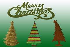 ανάμεικτα χριστουγεννιά&t Στοκ εικόνα με δικαίωμα ελεύθερης χρήσης