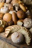 ανάμεικτα ψωμιά Στοκ Φωτογραφίες