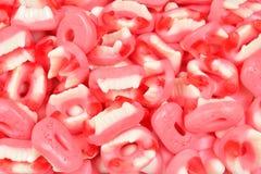 Ανάμεικτες gummy καραμέλες r Γλυκά ζελατίνας στοκ φωτογραφίες