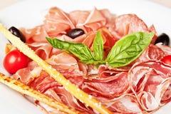 ανάμεικτο κρέας λιχουδιών Στοκ εικόνα με δικαίωμα ελεύθερης χρήσης