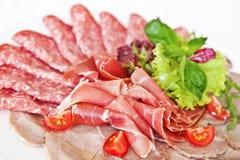 ανάμεικτο κρέας λιχουδιών Στοκ φωτογραφίες με δικαίωμα ελεύθερης χρήσης