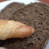 Ανάμεικτο ψωμί για το πρόγευμα Στοκ εικόνες με δικαίωμα ελεύθερης χρήσης