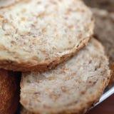 Ανάμεικτο ψωμί για το πρόγευμα Στοκ εικόνα με δικαίωμα ελεύθερης χρήσης