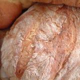 Ανάμεικτο ψωμί σε ένα αρτοποιείο Στοκ εικόνα με δικαίωμα ελεύθερης χρήσης
