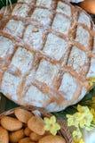 ανάμεικτο ψωμί φρέσκο Στοκ Εικόνα
