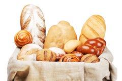 ανάμεικτο ψωμί Στοκ Εικόνες