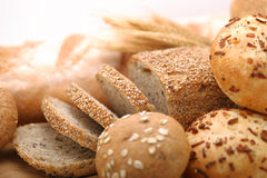 ανάμεικτο ψωμί Στοκ εικόνα με δικαίωμα ελεύθερης χρήσης