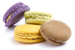 Ανάμεικτο Macaron Macarons ζωηρόχρωμο στοκ φωτογραφίες