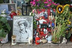 ανάμνηση του Τζάκσον michael στοκ φωτογραφία με δικαίωμα ελεύθερης χρήσης
