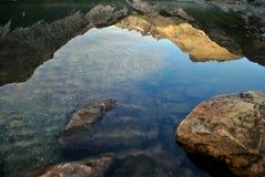 Ανάποδα Στοκ φωτογραφία με δικαίωμα ελεύθερης χρήσης
