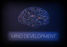 Ανάπτυξη μυαλού απεικόνισης ελεύθερη απεικόνιση δικαιώματος