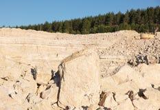 Ανάπτυξη του βράχου Στοκ φωτογραφία με δικαίωμα ελεύθερης χρήσης