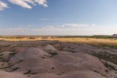 Ανάχωμα άμμου Στοκ φωτογραφίες με δικαίωμα ελεύθερης χρήσης