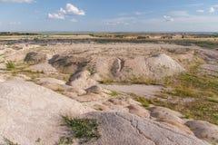 Ανάχωμα άμμου Στοκ φωτογραφία με δικαίωμα ελεύθερης χρήσης