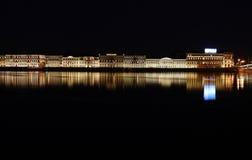 ανάχωμα Πετρούπολη ST Στοκ φωτογραφία με δικαίωμα ελεύθερης χρήσης
