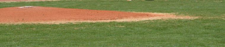 Ανάχωμα σταμνών πριν από ένα παιχνίδι Στοκ εικόνα με δικαίωμα ελεύθερης χρήσης
