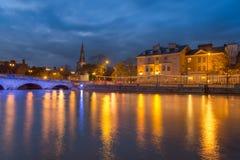 Ανάχωμα του Μπέντφορντ Στοκ φωτογραφία με δικαίωμα ελεύθερης χρήσης