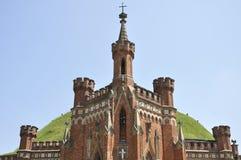 Ανάχωμα Kosciuszko, Κρακοβία, Πολωνία στοκ εικόνες