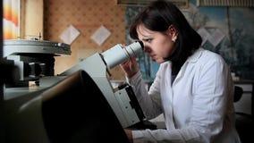 Ανάλυση και εξέταση του μετάλλου απόθεμα βίντεο