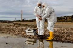 Ανάλυση νερού Στοκ Φωτογραφίες