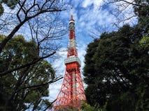 Ανάδυση πύργων του Τόκιο Στοκ φωτογραφίες με δικαίωμα ελεύθερης χρήσης