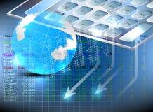 Ανάλυση χρηματιστηρίου Στοκ εικόνες με δικαίωμα ελεύθερης χρήσης