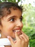 ανήσυχο ασιατικό κορίτσι στοκ φωτογραφία με δικαίωμα ελεύθερης χρήσης