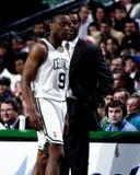 Ανήλικος Greg, Boston Celtics Στοκ εικόνα με δικαίωμα ελεύθερης χρήσης