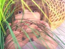 Ανίχνευση μικρών παιδιών Στοκ εικόνα με δικαίωμα ελεύθερης χρήσης