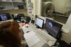 Ανίχνευση CT Στοκ Εικόνες