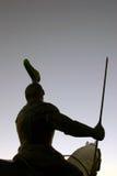 αναβάτης ιπποτών Στοκ Εικόνα