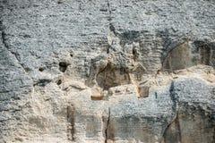 Αναβάτης Madara, Βουλγαρία στοκ εικόνα