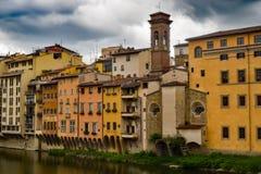 Αναγέννηση της Φλωρεντίας Ιταλία Στοκ Φωτογραφίες