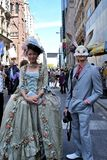 αναγέννηση φορεμάτων Στοκ Εικόνα