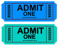 αναγνωρίστε το εισιτήρι&omicr διανυσματική απεικόνιση