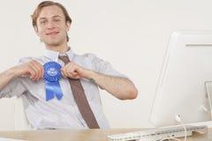 αναγνώριση υπαλλήλων στοκ εικόνες με δικαίωμα ελεύθερης χρήσης