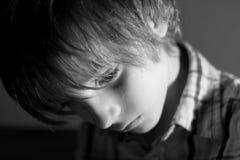 αναγνώστης αγοριών Στοκ φωτογραφία με δικαίωμα ελεύθερης χρήσης
