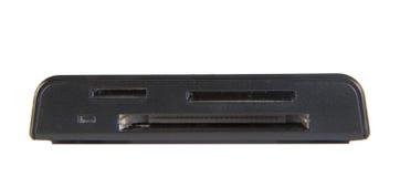 Αναγνώστης καρτών USB Στοκ εικόνα με δικαίωμα ελεύθερης χρήσης