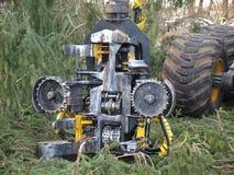 Αναγραφή μηχανών, νότια Βοημία στοκ φωτογραφία
