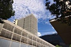 Αναδιάρθρωση ενός κτιρίου γραφείων στοκ φωτογραφία με δικαίωμα ελεύθερης χρήσης