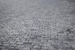 αναδρομικά κεραμίδια οδώ& Στοκ εικόνες με δικαίωμα ελεύθερης χρήσης