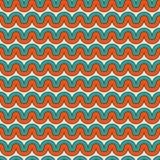 αναδρομικά κύματα απεικόνιση αποθεμάτων