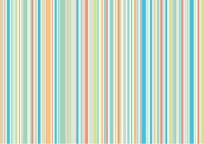 αναδρομικά λωρίδες κρητ&iot διανυσματική απεικόνιση