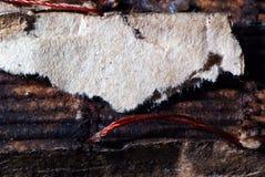 Αναδρομική ανασκόπηση ύφους Στοκ φωτογραφίες με δικαίωμα ελεύθερης χρήσης