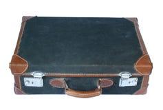 Αναδρομική ορισμένη βαλίτσα Στοκ φωτογραφία με δικαίωμα ελεύθερης χρήσης
