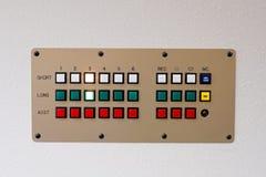 Αναδρομική συσκευή επικοινωνιών Στοκ εικόνα με δικαίωμα ελεύθερης χρήσης