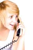 αναδρομική τηλεφωνική γ&upsilo Στοκ φωτογραφία με δικαίωμα ελεύθερης χρήσης