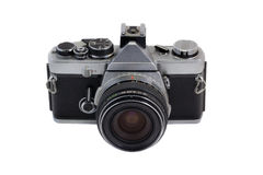 Αναδρομική φωτογραφική μηχανή Στοκ φωτογραφίες με δικαίωμα ελεύθερης χρήσης
